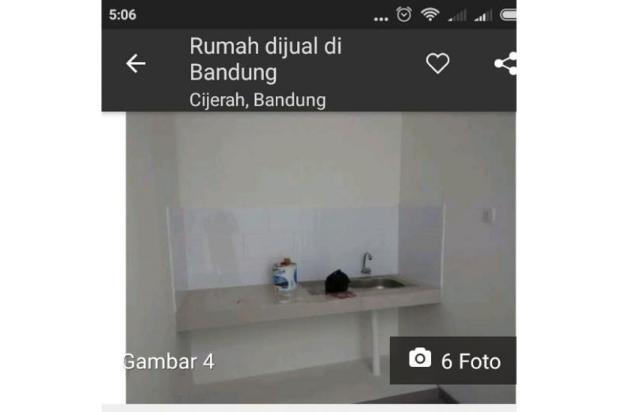 Rumah Mewah Modern Minimalis Strategis di CIJERAH Bandung 12079102