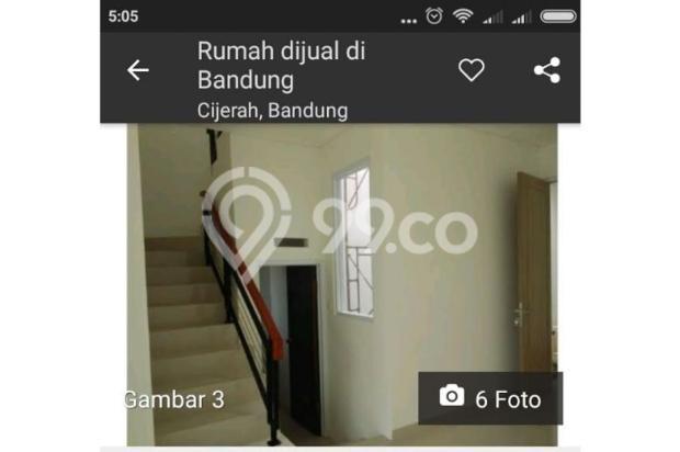 Rumah Mewah Modern Minimalis Strategis di CIJERAH Bandung 12079101