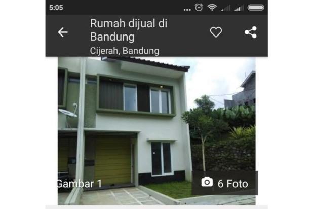 Rumah Mewah Modern Minimalis Strategis di CIJERAH Bandung 12079103