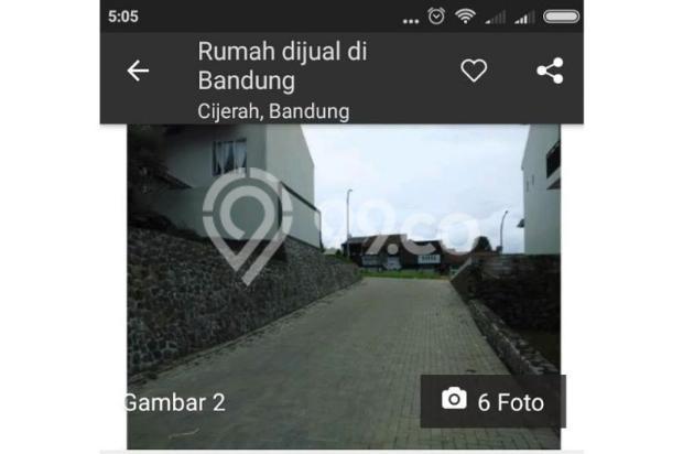 Rumah Mewah Modern Minimalis Strategis di CIJERAH Bandung 12079106