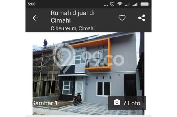 Rumah Mewah Modern Minimalis Strategis di CIJERAH Bandung 12079104