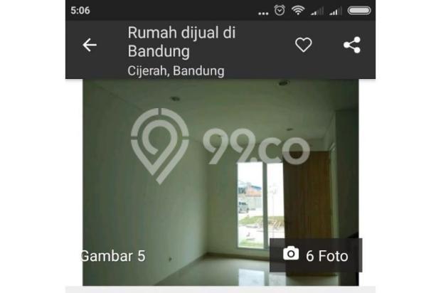 Rumah Mewah Modern Minimalis Strategis di CIJERAH Bandung 12079105