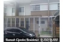 Rumah Cipedes Residence kawasan bagus dilalui angkutan umum.
