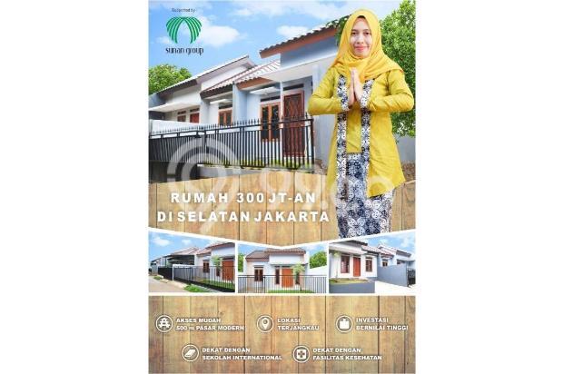 DP 8 Juta Dapat Rumah Free All Biaya Di Bojongsari. KPR Rendah 14372681