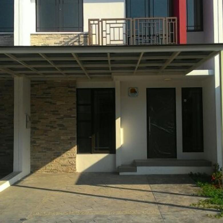 Dijual Rumah Asia 6x15 Green Lake City Kosambi Jakarta Barat