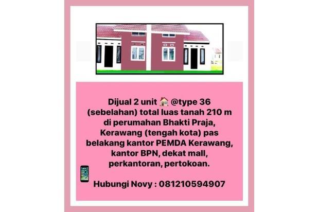 Rp999trily Rumah Dijual