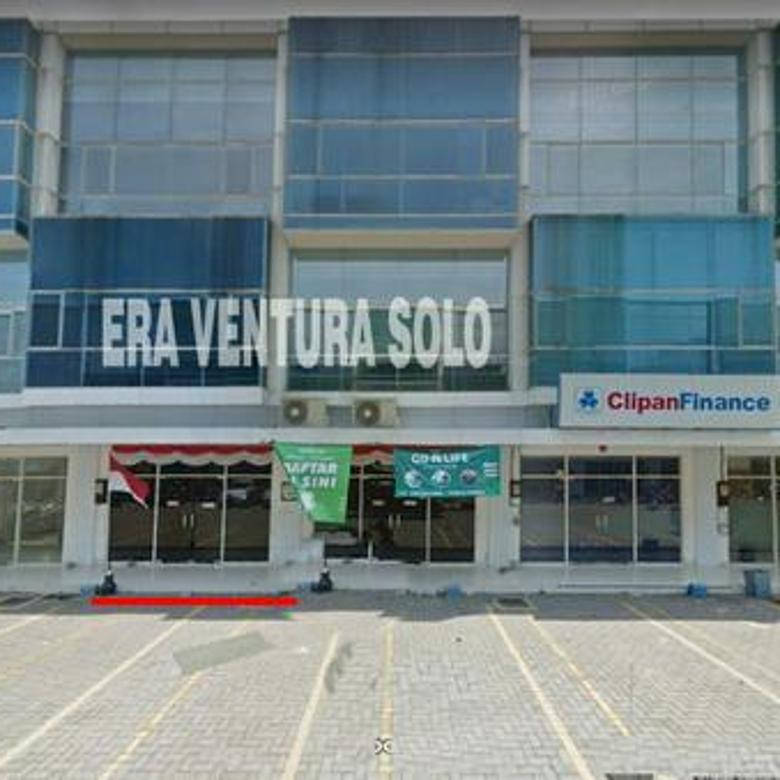 Ruko Strategis Kawasan Bisnis The Park Solobaru