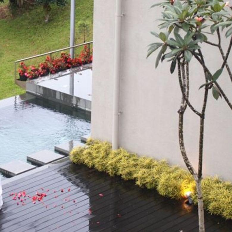 villa MEWAH + PRIVATE POOL dengan VIEW TERINDAH