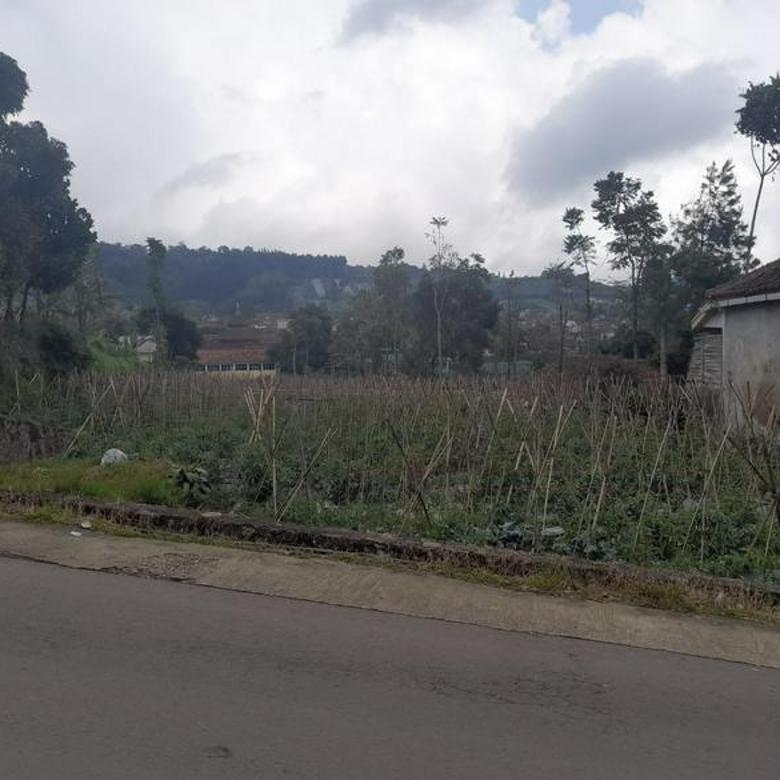 Lahan Murah kawasan Cikole Lembang Bandung