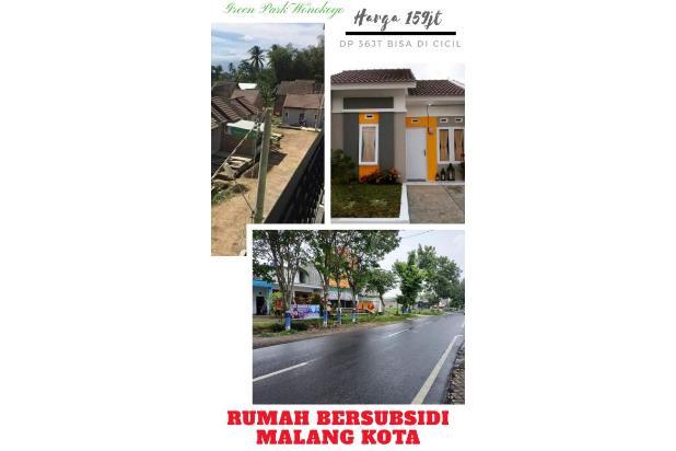 Rp159jt Rumah Dijual