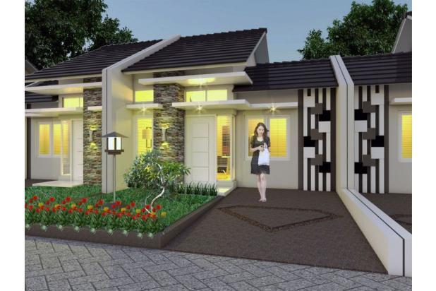 Rumah Dekat Stasiun Bojonggede DP 10jt Free All Biaya 15037477