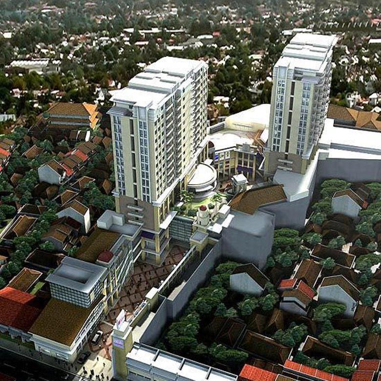 Semi Furnished 2 BR Low Floor !! ASTON - BRAGA CITY WALK Pusat Kota Bandung