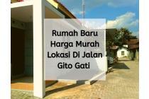 Rumah Baru Harga Murah Lokasi Di Jalan Gito Gati Sleman