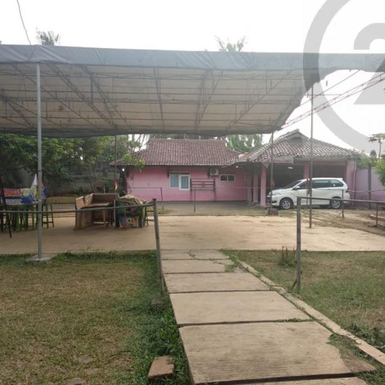 Rumah Lama di Jl. Jombang Raya, dekat Bintaro 9 - DM1725