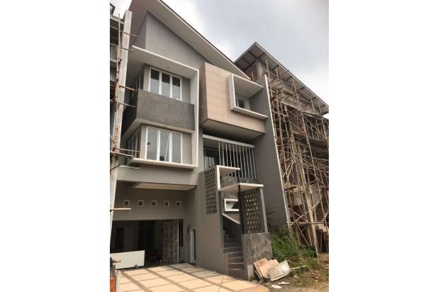 Dijual Rumah Baru 3 Lantai di Pondok Labu Cilandak Jakarta Selatan 17713114