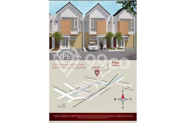 Rumah 2 Lantai Dekat Stasiun di Bogor 13697352
