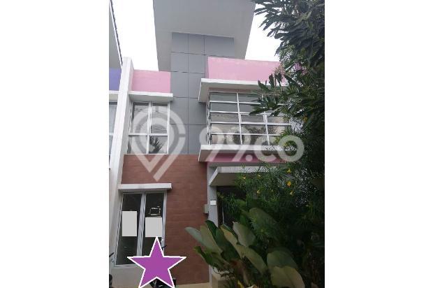 Rumah Modern Minimalis di Cluster BOHEMIA, bisa KPR, tanah luas 13697578
