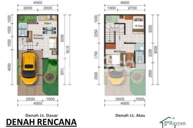 Rumah surabaya pusat syariah mulyosari ITS 450 juta 15523347