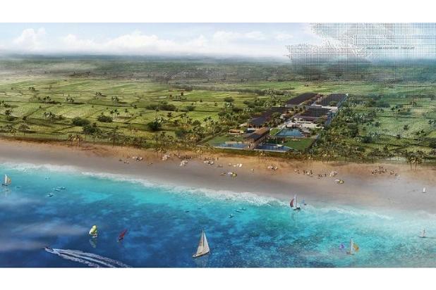 Dijual Villa Tepi Pantai Bali 15789854
