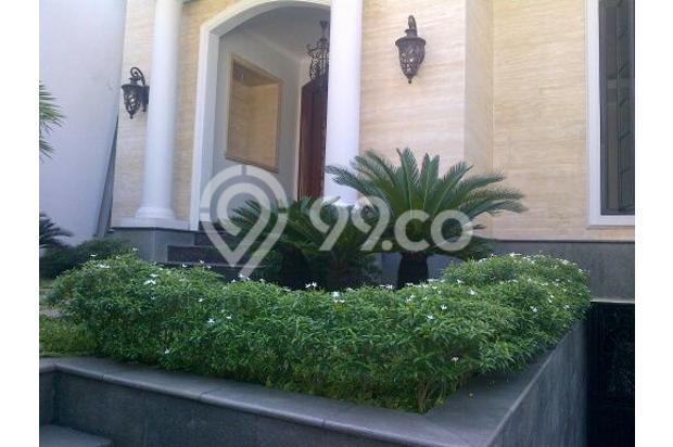 Brigitta Chin-dijual Rumah mewah 2lt di Kemang Selatan LB 850m2 Rp.17M nego 14418265