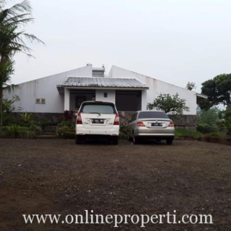Dijual Mini Hotel / Villa Luas di Pasir Muncang Bogor, Fully Furnished Ag11