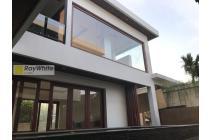 Rumah Baru Desain Modern Tropical Minimalis Mewah Pondok Indah