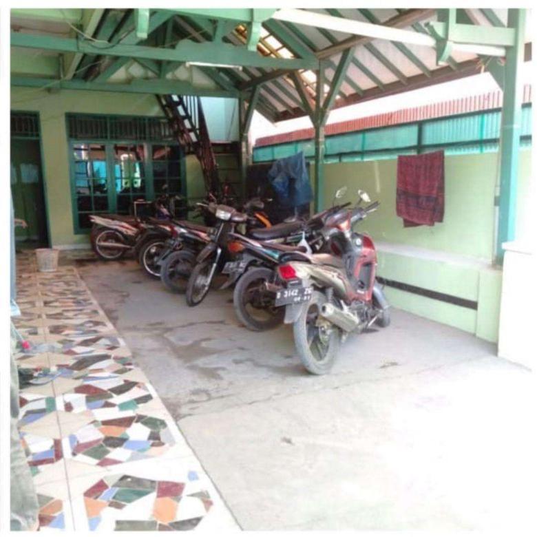 Jual Rumah kost 10 kamar terawat dekat kampus Telkom Bandung