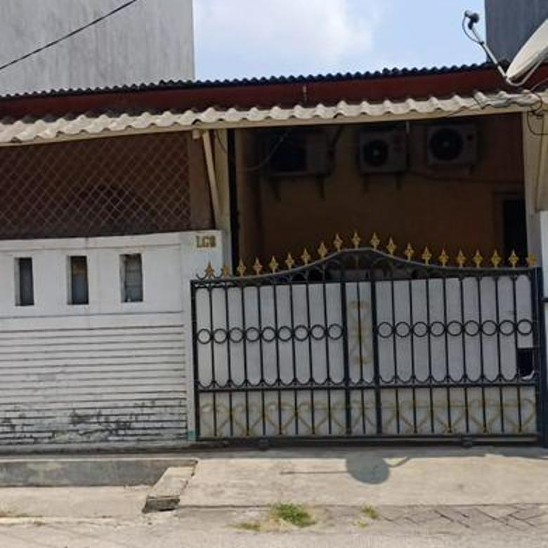 Rumah Harapan Indah1 Bekasi Blok depan