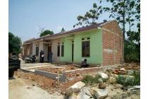 Rumah dihajimena Subsidi Type 36 Luas tanah 72 m2 Gaya Komersil