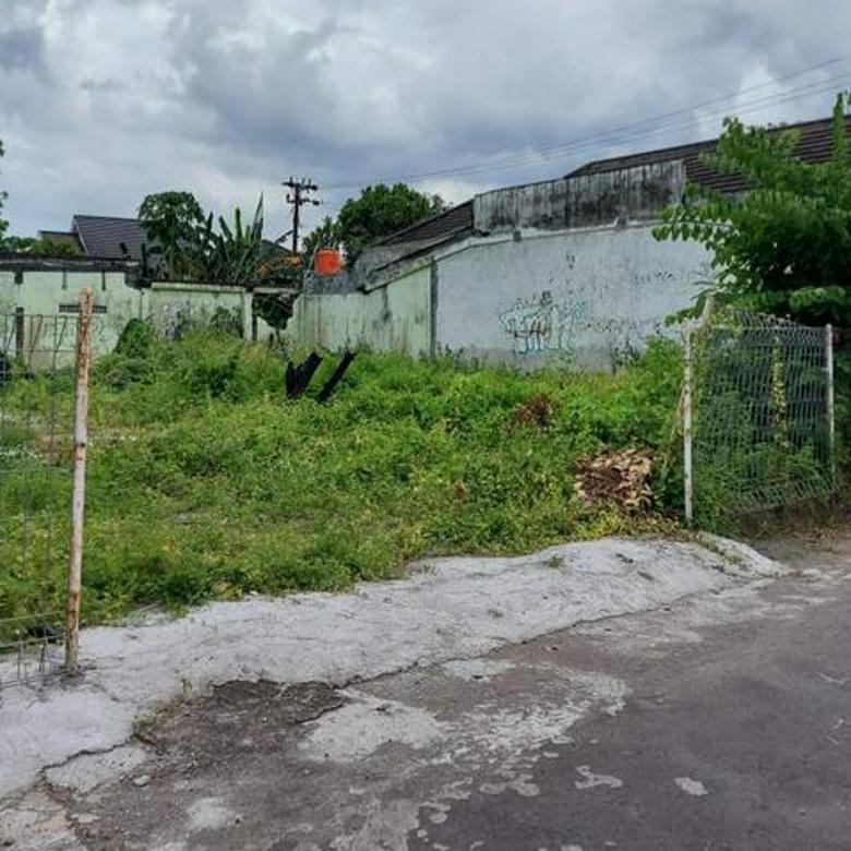 Tanah pekarangan siap bangun lingkungan pemukiman cocok untuk kantor