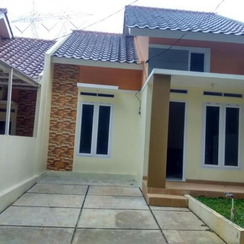 Dijual rumah baru siap huni Harga murah tanpa DP, DI depok sawangan