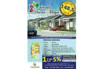 Dipasarkan Perumahan GRAND PESONA MULYA dengan harga promo