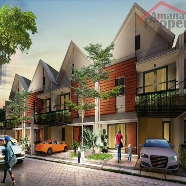 Dijual Rumah Cluster Modern di Cisalak Pasar Depok