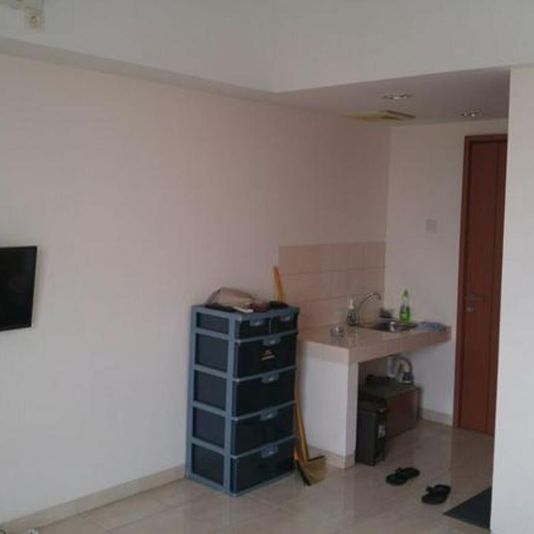 Apartement Type Studio Margonda Residence 3, Depok, Jawa Barat.