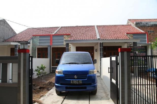 rumah bisa kpr di bekasi, cluster di bekasi strategis dan bebas banjir 14317355