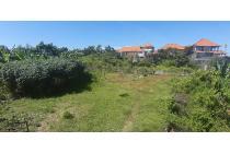 Tanah seaview Lokasi Gedong sari Mumbul, Nusa dua