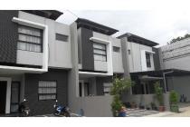 Rumah 2 Lantai Siap Huni Semi Furnish Tengah Kota