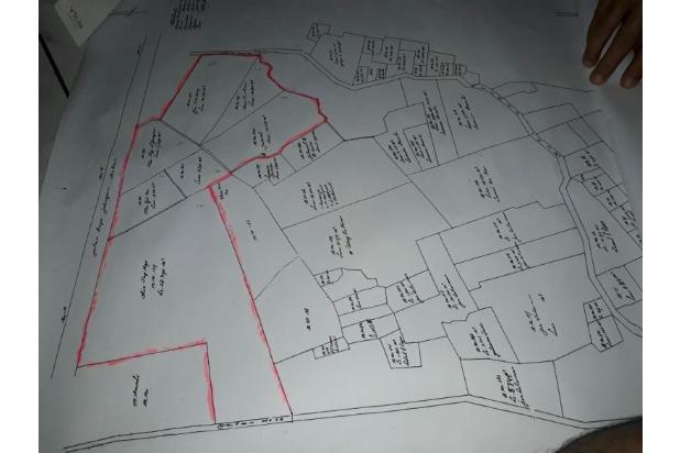 Rp845mily Tanah Dijual