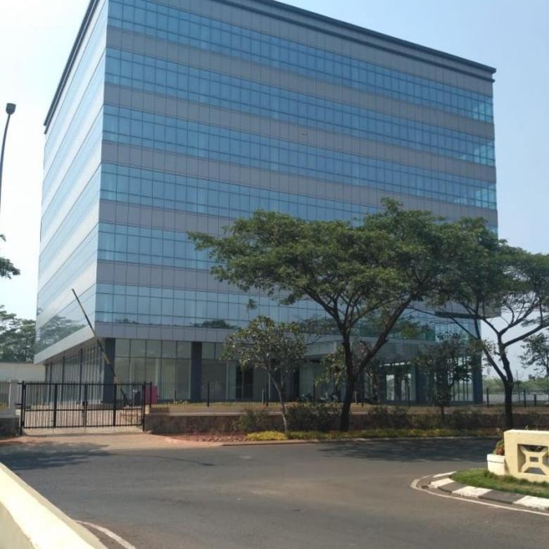 Gedung Siap Pakai di area komersil Jakarta Garden City
