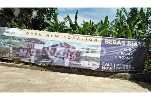 Rumah Cantik Tanah Luas Dekat Stasiun, Pintu Tol di Depok FREE ALL BIAYA 17307089