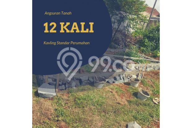 Dekat Stasiun, Kapling 100 Meteran Bayar Tempo 12 Bulan 16578502