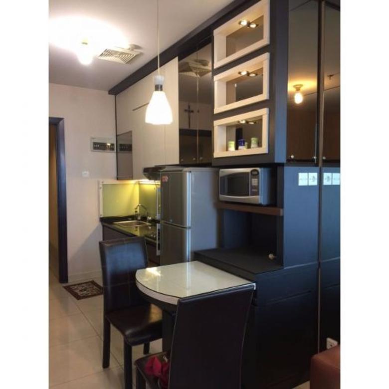 CP Residence 1 Bedroom , Full Interior , View City, Sudah Sertifikat
