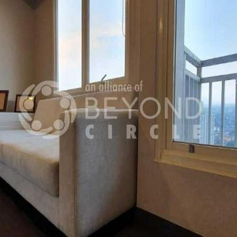 Apartemen FULL FURNISHED view Gunung tangkuban parahu