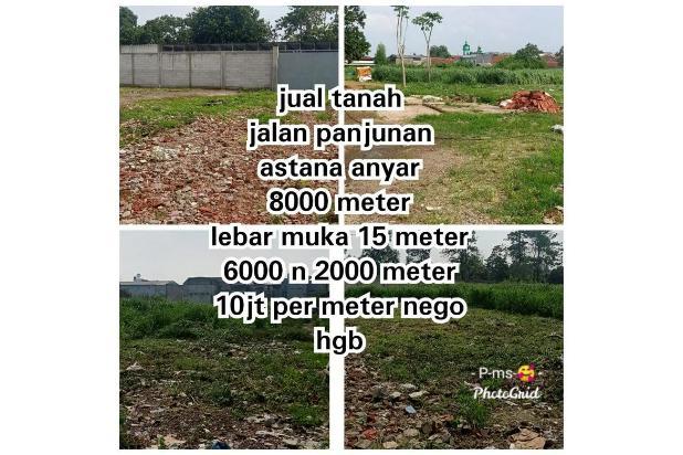 Rp80mily Tanah Dijual