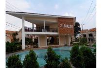 The ORCHARD Serua Kredit Rumah DP 10 % Nikmati Kolam Renang Kawasan