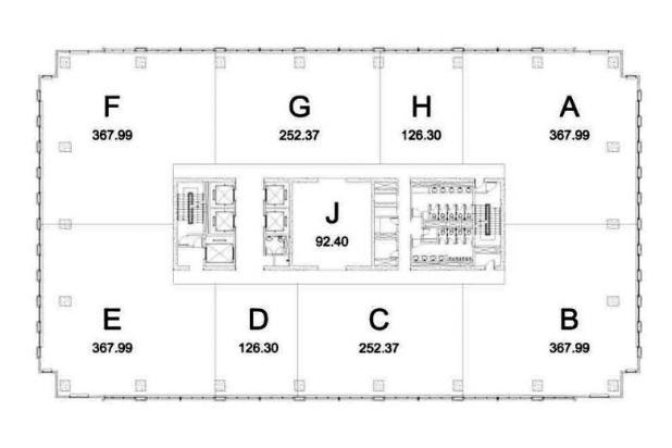 Rp3,5mily Ruang Kantor Dijual