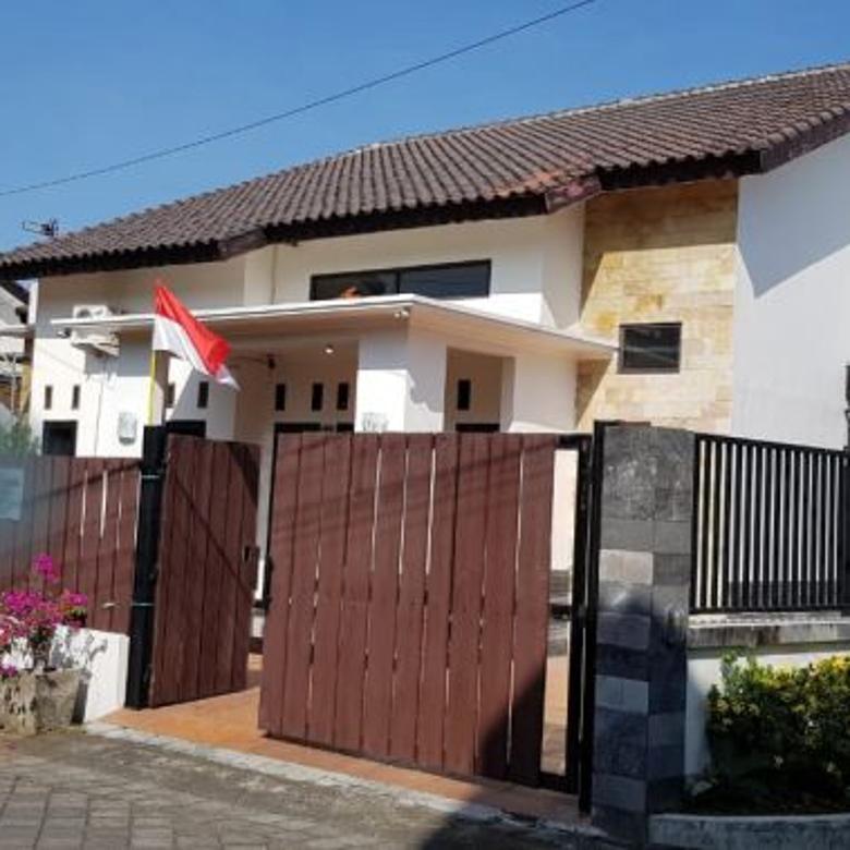 Rumah Besar dan Nyaman di Pusat Kota Mataram