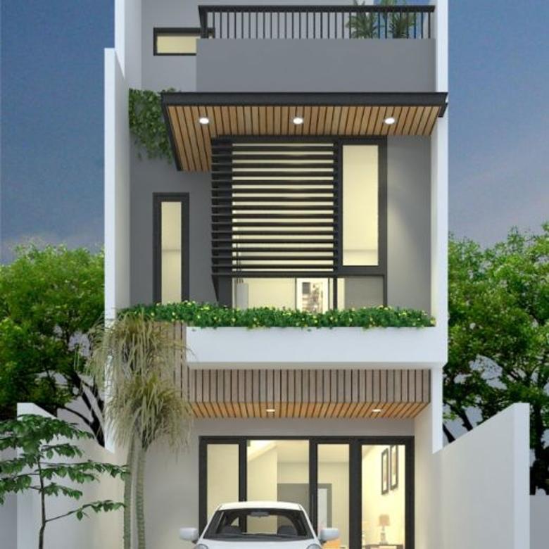 Jual Rumah Citraland Onprogress New Minimalis 3LT Mewah