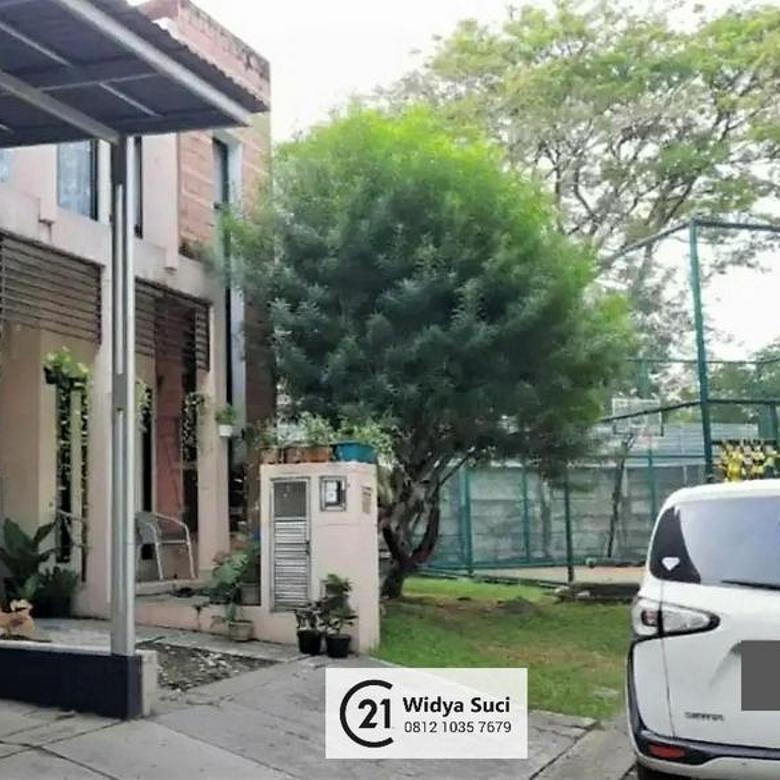 Rumah hook cluster nyaman Emerald Bintaro FN4308 Widya Suci
