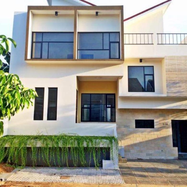 Dijual Rumah Discovery  Terra Bintaro Jaya  , Sektor 9 Bintaro , Tangerang